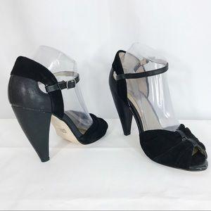 Seychelles Shoes - Seychelles Black Strappy Heels